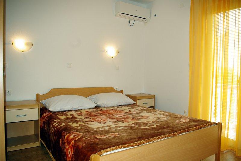 Studio apartment, holiday rental in Seline