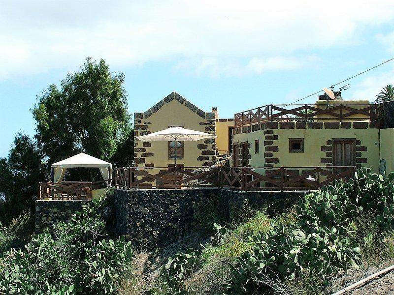 Casa Rural La Asomada, alquiler de vacaciones en El Hierro
