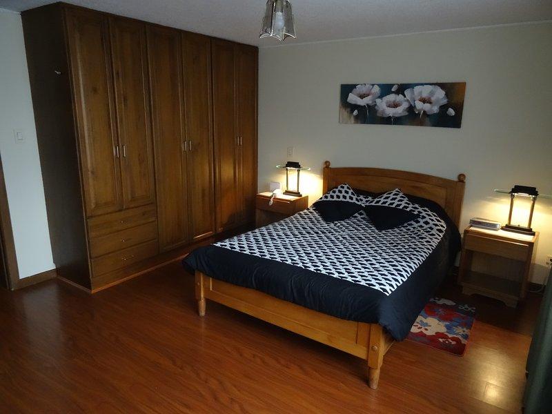 Suite Amoblada en la Portugal y 6 de Diciembre Sector Parque la Carolina Incluye, casa vacanza a Sangolqui