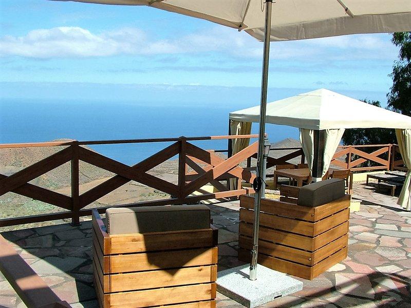 lower terraces