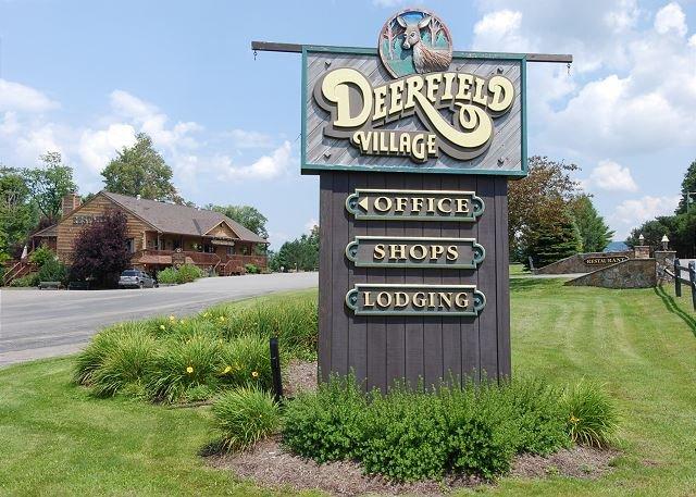 Deerfield Entrance