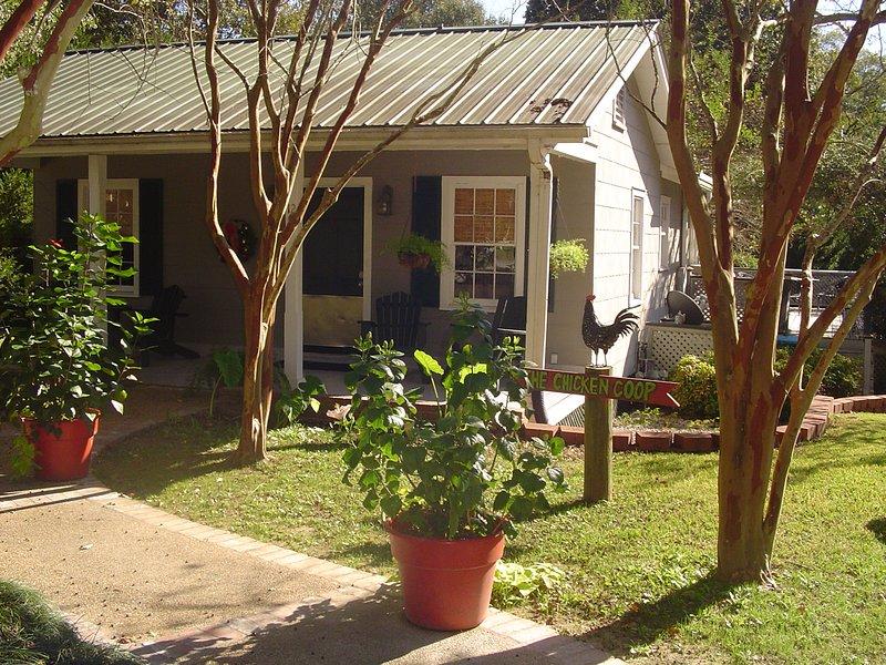 Chicken Coop Cottage, holiday rental in Natchez