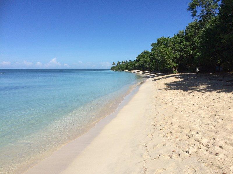 la playa de Buye