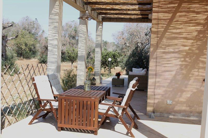 Villa Nanni (Gallipoli) - relax fra gli Ulivi, holiday rental in Chiesanuova
