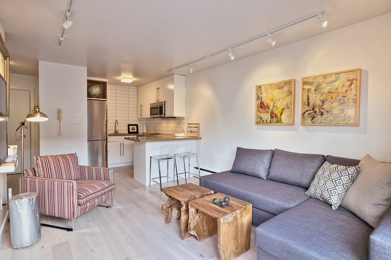 UPDATED 2020 - Completely renovated 1 Bedroom apartment ...