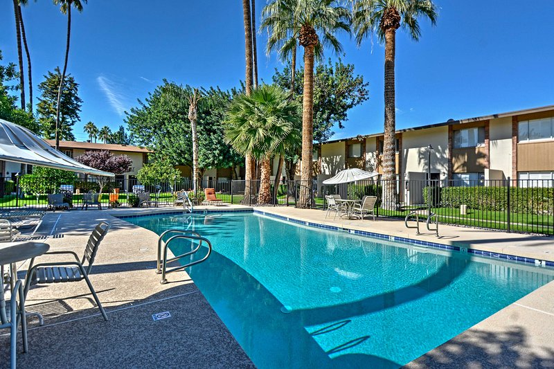You'll love this Scottsdale oasis!
