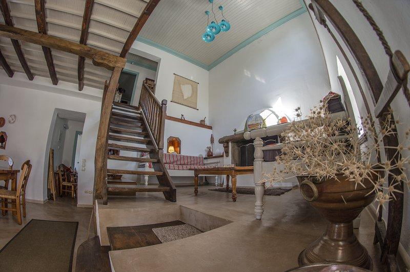 Pinakoti Lodge, vacation rental in Milies