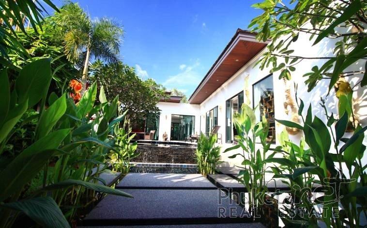 Aelita Villa: villa de sus sueños en Phuket paraíso.