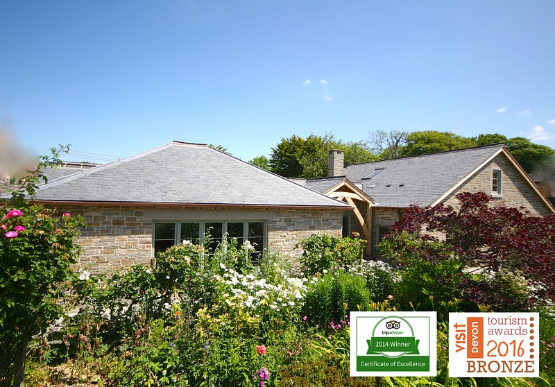 Putsborough Garden Cottage, location de vacances à Croyde