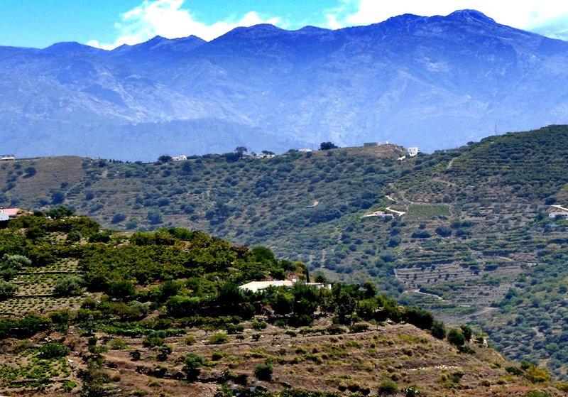 Stunning scenic beauty surrounds Villa Mexicana.