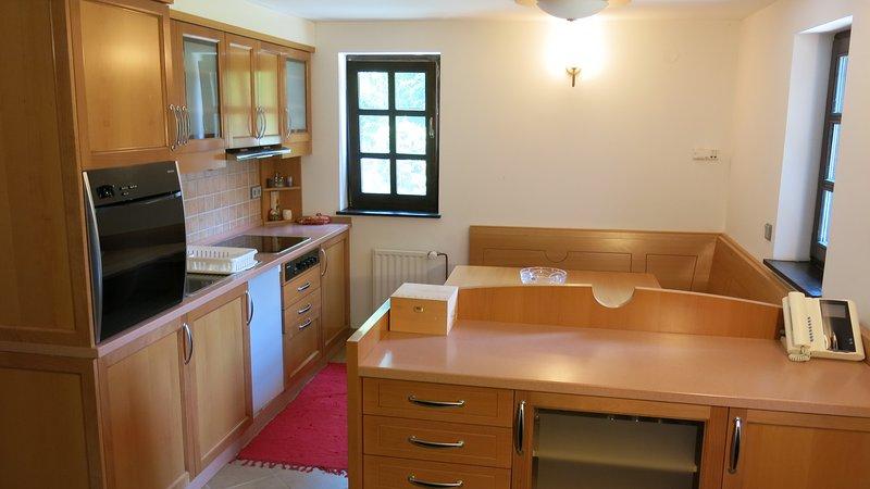 Gradenc Estate Vrba cottage kitchen