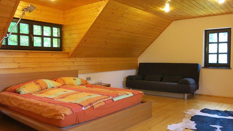 Gradenc Estate Vrba cottage bedroom