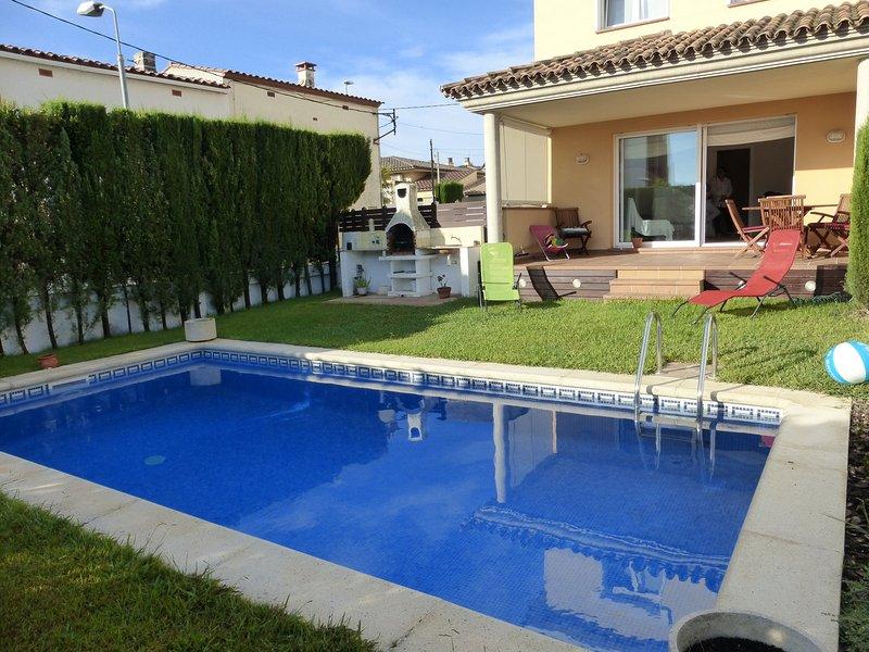 privat pool