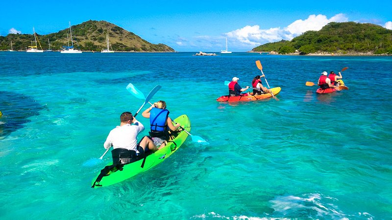 Kayaking and Snorkelling at Torrox and Nerja beaches.