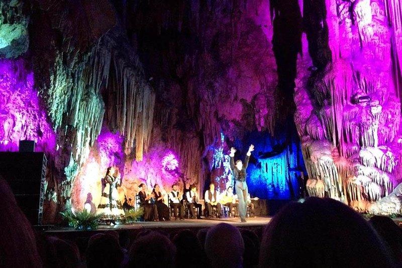The Awe Inspiring Nerja Caves.