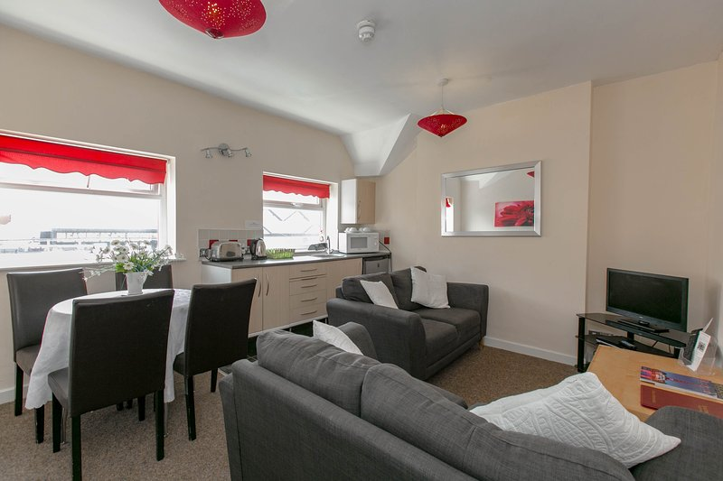 Aparthotel, holiday rental in Blackpool