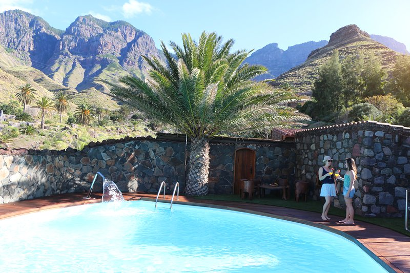 Redondo de Guayedra Ecolodges- Tara, vacation rental in Gran Canaria