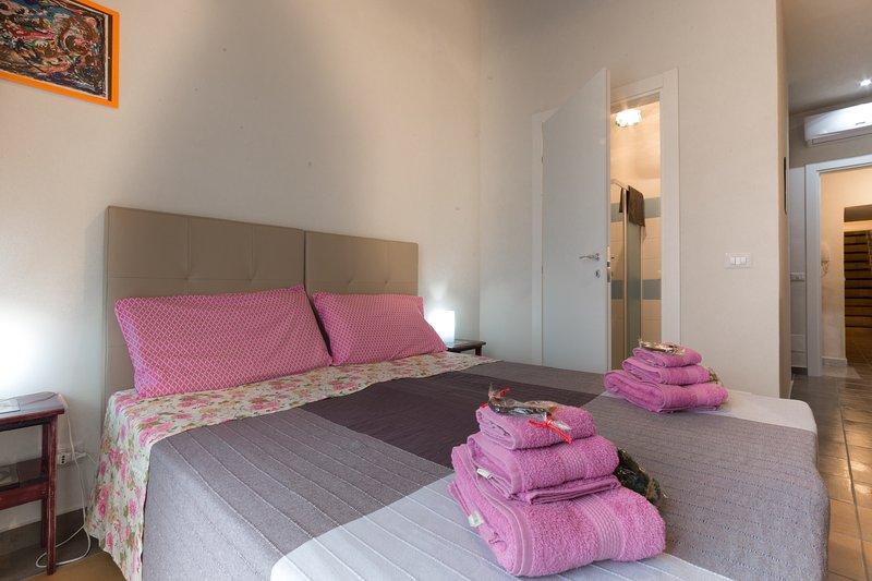 Dormitorio del primer piso