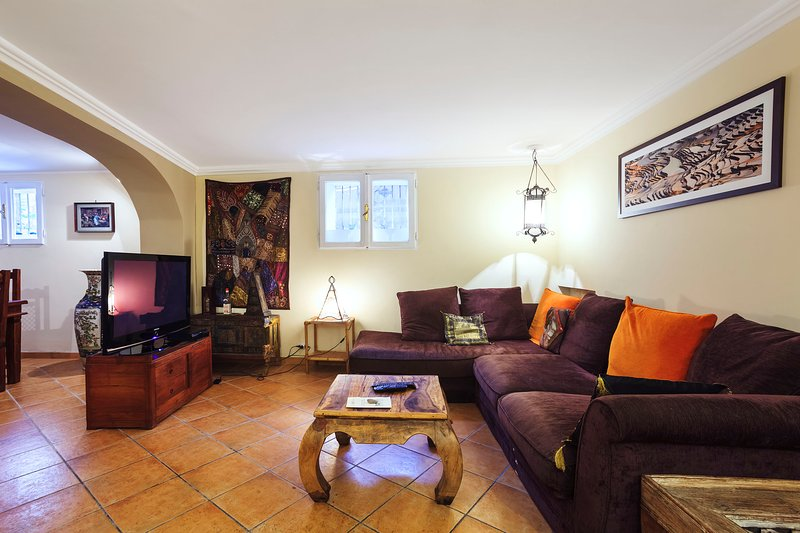 Apartment in the alley of Penance - Trastevere