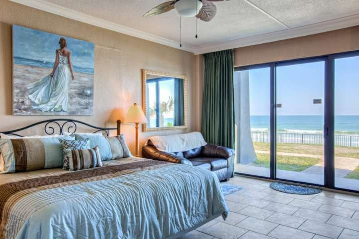 Spacious efficiency with direct ocean front views!