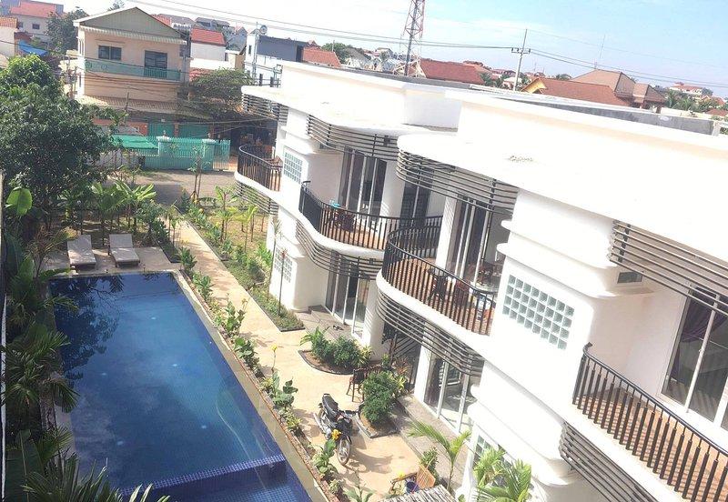 MB Villa, vacation rental in Siem Reap