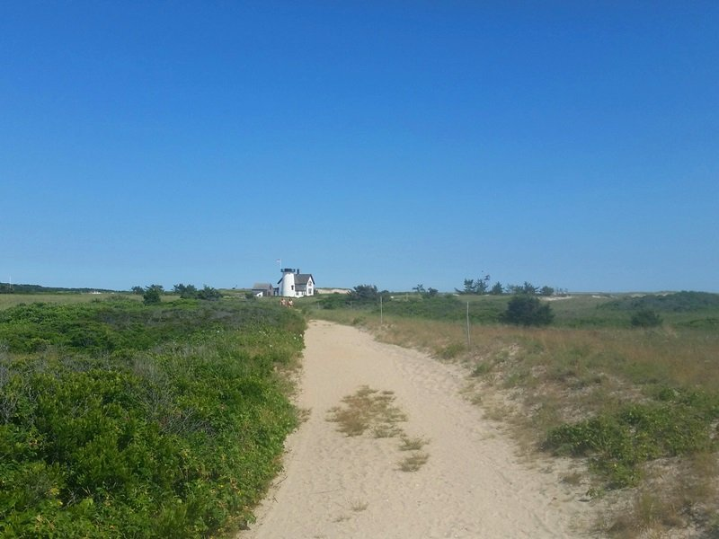 Even better, make sure to do the dune walk (dogs welcome!) from the Lighthouse to the public beach at Hardings! - Chatham Cape Cod New England Vacation Rentals