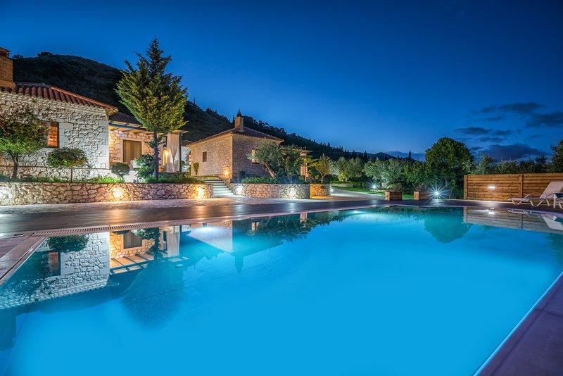 San Antonio Villas Zakynthos, holiday rental in Lagopodo