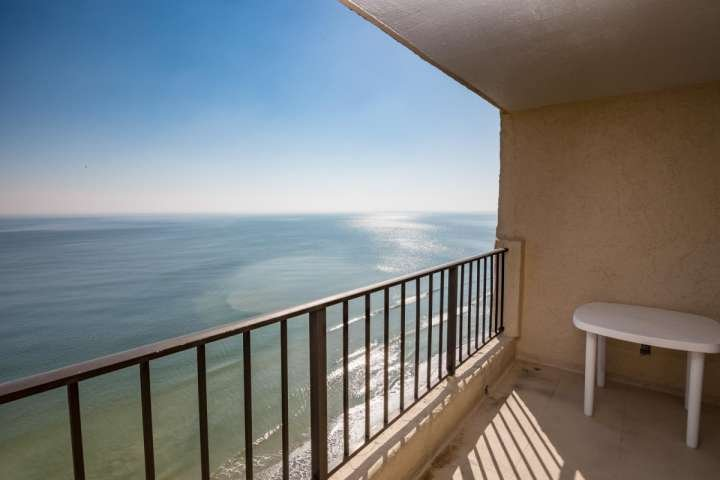 Spot the dolphins, watch the pelicans soar, and relax here.