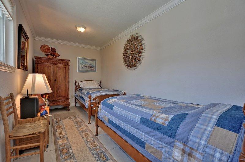 4ο μονοκατοικία υπνοδωμάτιο με θερμαντήρα και ηλεκτρικές κουβέρτες, όχι μπάνιο