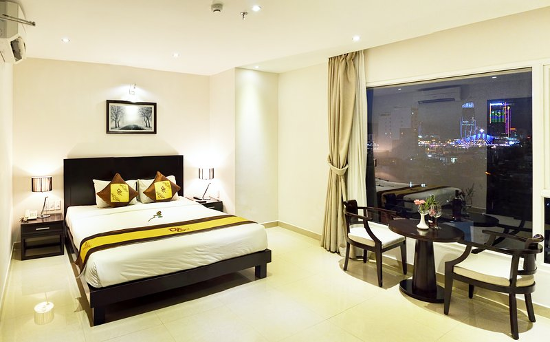 Deluxe room - Large room with nice view, vacation rental in An Hai Dong
