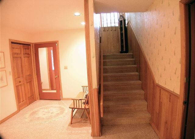 Ground Floor Steps