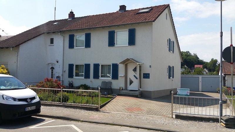 Ferienwohnung Eiche-Stadelhofer, holiday rental in Steckborn
