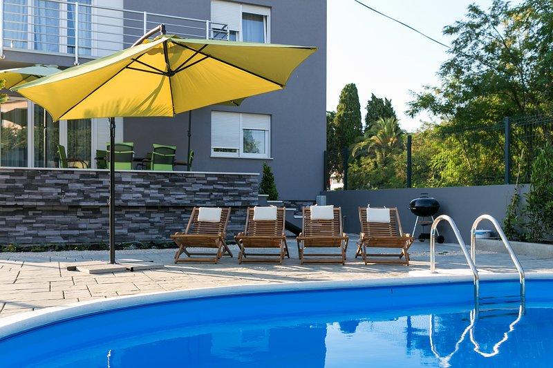 Villa Pjena, aluguéis de temporada em Biograd na Moru