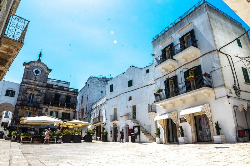 Casa dell'orologio, location de vacances à Cisternino