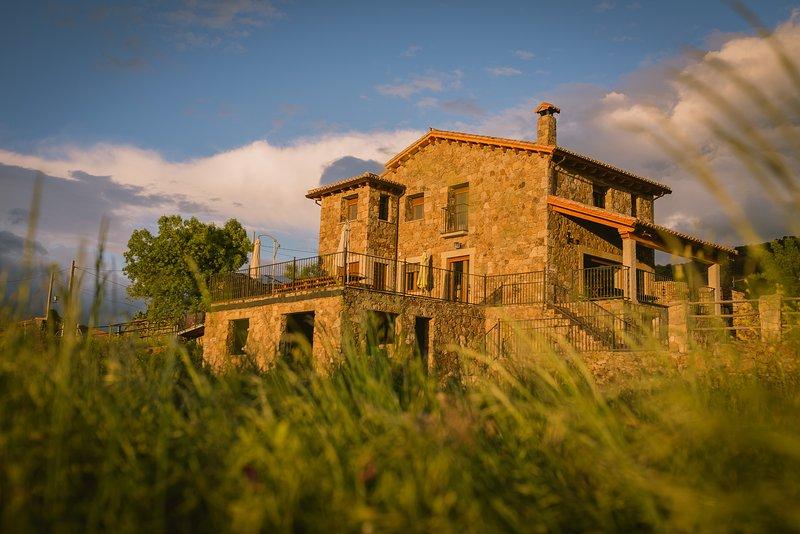 """Cottages Gredos Avila Hütte """"der Sohn chelo Familien mit Kindern"""