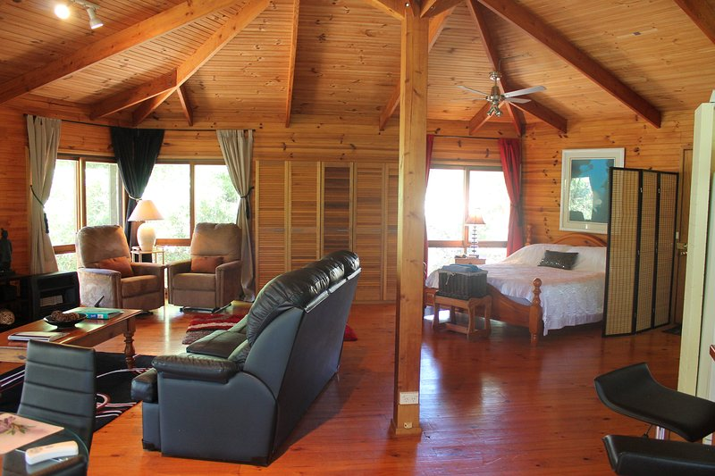 Sea Nest - Modern Yurt, casa vacanza a Long Beach