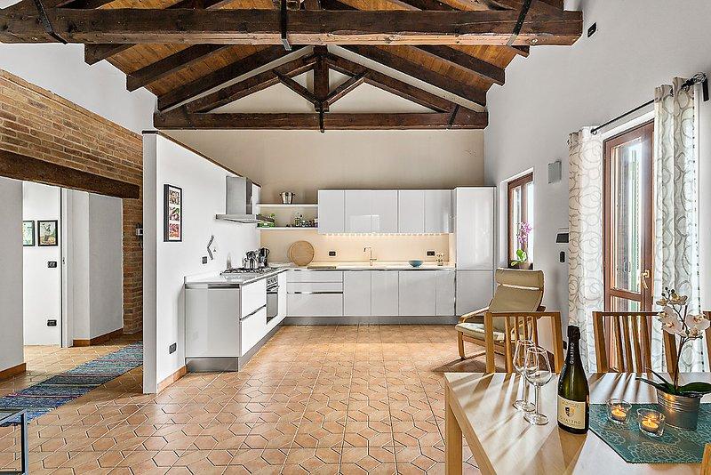 Chardonnay kitchen
