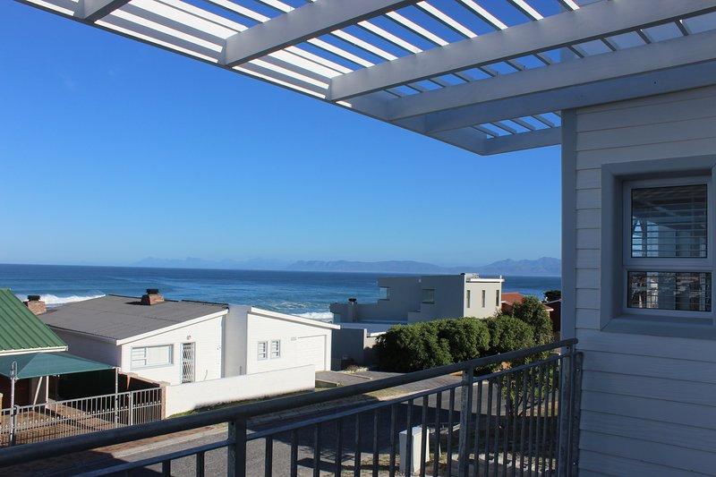 View of Walker Bay from Terrace