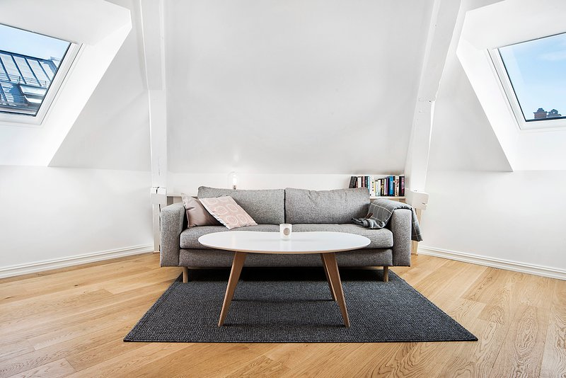 New cosy penthouse apartment in Oslo