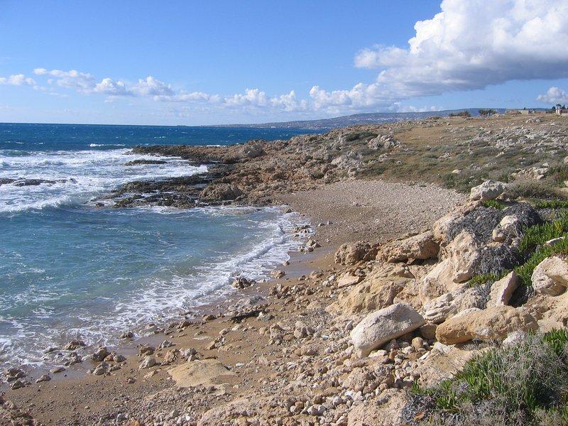 Cerca de la playa - 100 metros de distancia.