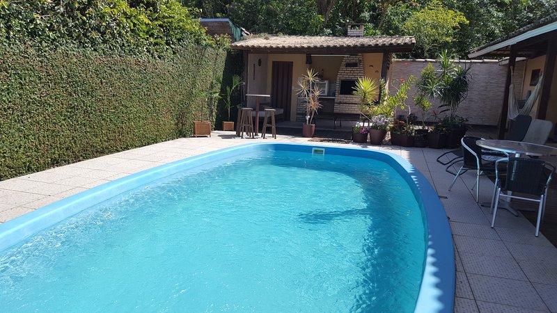 Apartamento de 01 quarto completo na Lagoa da Conceição, vacation rental in Lagoa da Conceicao