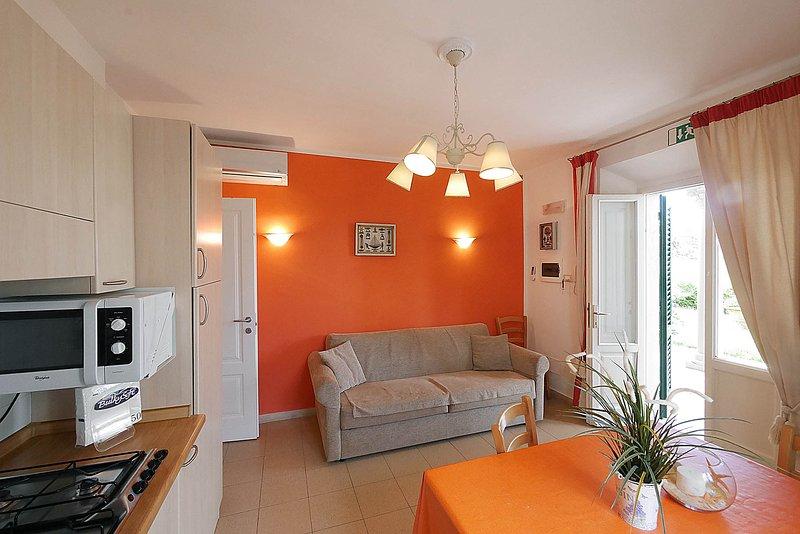 App. n. 3 Bilo - VP, vacation rental in San Vincenzo