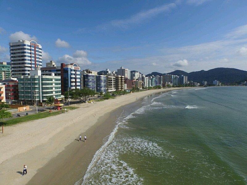 la playa de Itapema