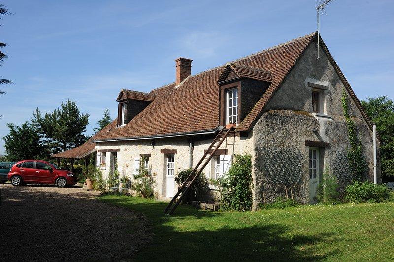 Gîte de Charme Les Pins, location de vacances à Chedigny