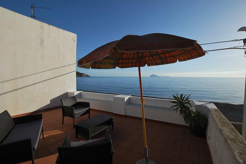 casa Oasi Canneto  Lipari, vacation rental in Aeolian Islands