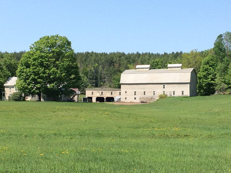 Classic Vermont - Historic Renovated Dairy Farm (No Cows Anymore)