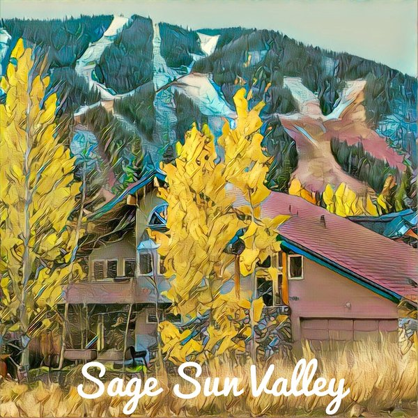Luxury at Sage Sun Valley. Warm Springs area. Large stunning home, walk to lifts, vacation rental in Ketchum