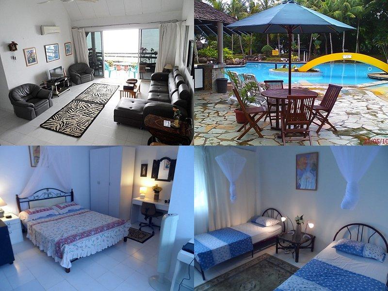 Resort family friendly apartment