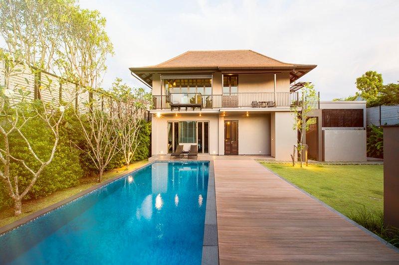 Villa de luxe de vacances et locations de vacances