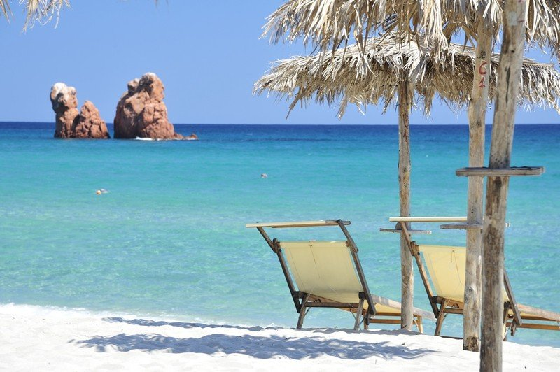 A 200metri dalla spiaggia di Portu Frailis,Arbatax, vacation rental in Arbatax